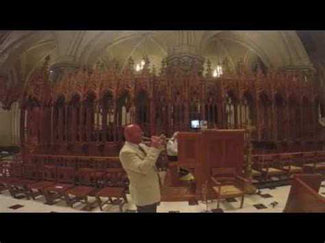 Wedding ceremony music for Trumpet and Organ   YouTube