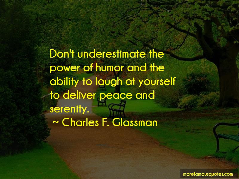 Quotes About The Ability To Laugh At Yourself Top 3 The Ability To