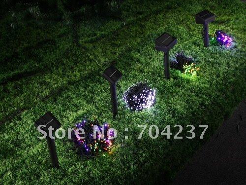 100 LED Solar Powered String Lights Christmas Lights Wedding Gardens