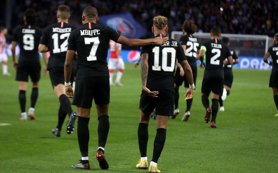 Ligue Des Champions Revivez Le Match Psg Etoile Rouge De