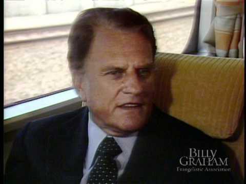 Billy Graham & Cliff