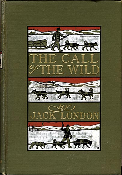 "Primera edición de ""Call of the Wild"" (1903)"