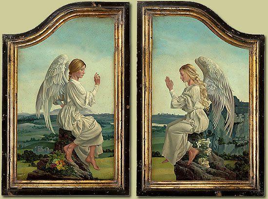 The Enoch Altarpiece, James Christensen