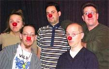 Clown Nose Workshop