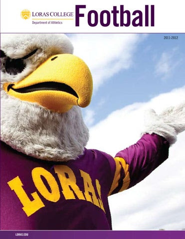 2011-12 Loras College Football Media Guide by Loras College - issuu