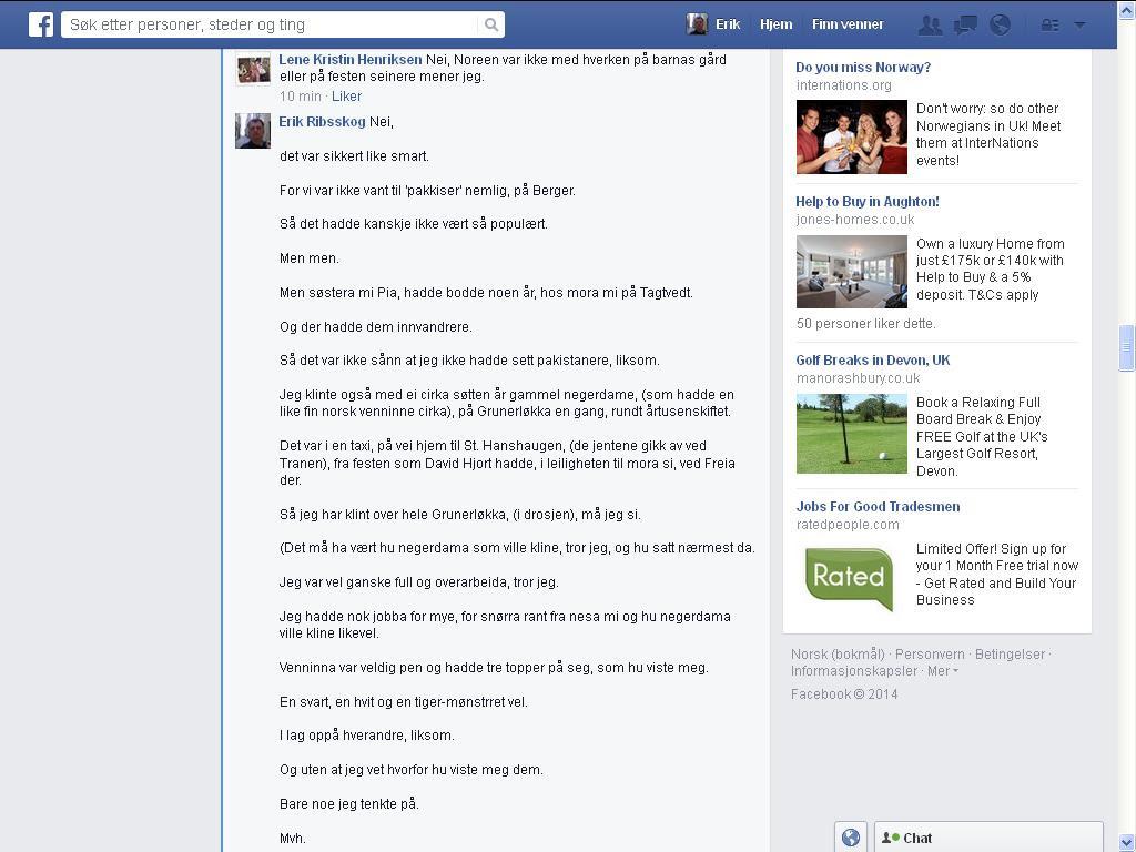 facebook grunerløkka berger