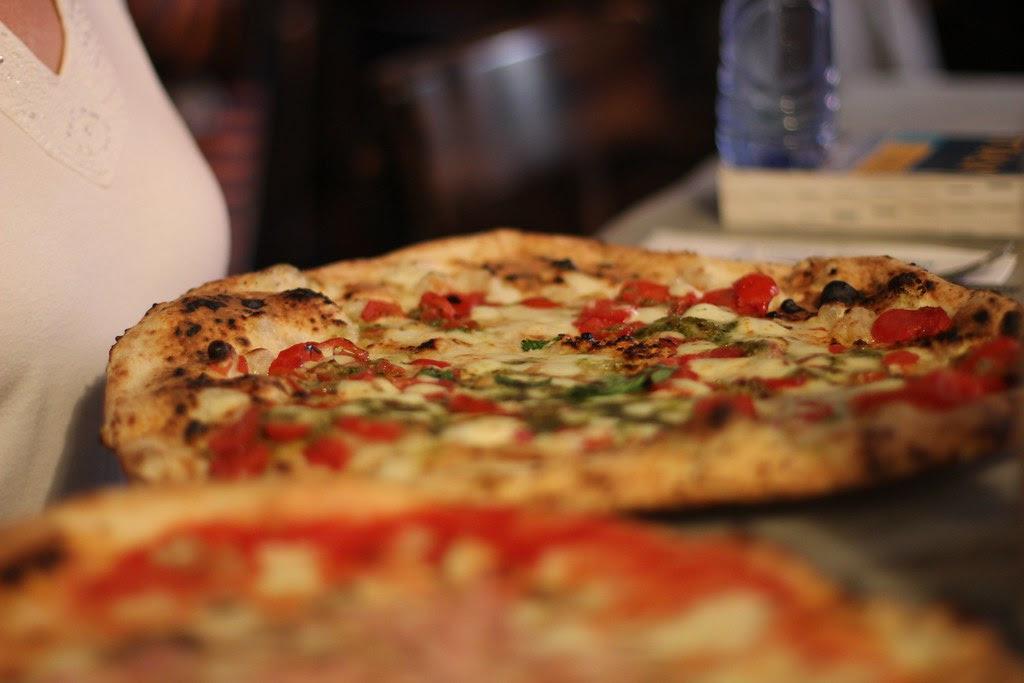 true Neapolitan pizza