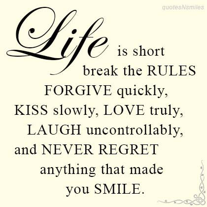 40 Live Your Life Picture Quotes Famous Quotes Love Quotes