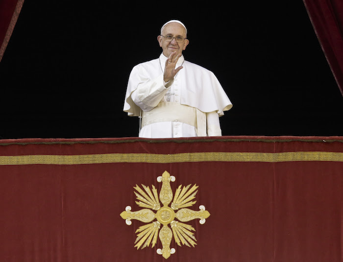 El Papa Francisco tiene previsto llegar a México el 12 de febrero. Foto: AP.