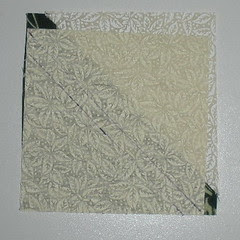 Repeat with second small square