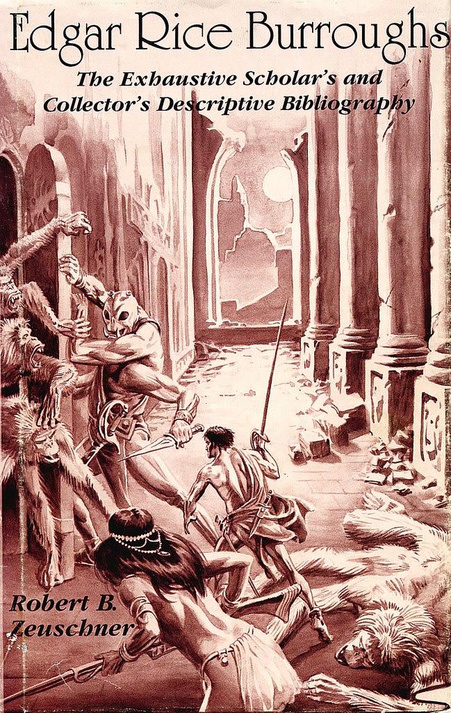 Thomas Yeates - John Carter Of Mars, Illustration 5