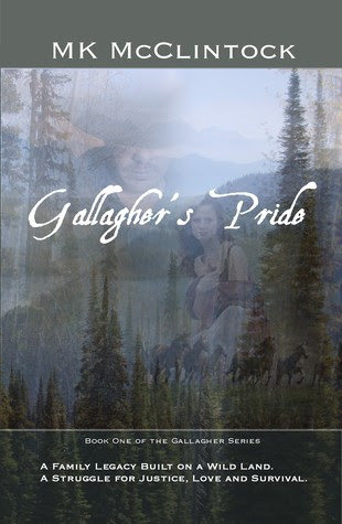 Gallagher's Pride by M.K. McClintock
