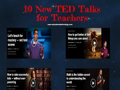 10 Insightful TED Talks for Teachers and Educators
