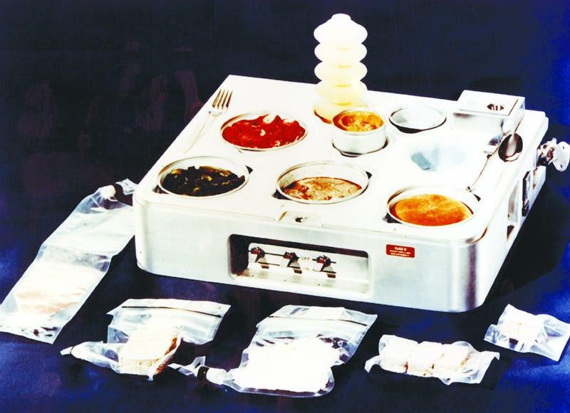 Algas para astronautas (o cómo la NASA desarrolló una fórmula alimenticia para los bebés)
