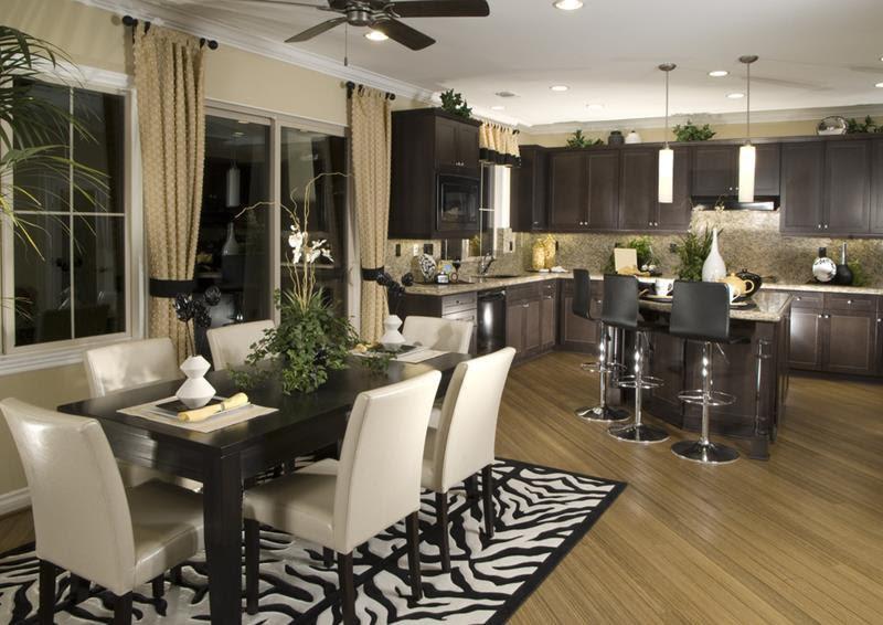 29 Contemporary Open-Plan Dining Room Ideas - Interior ...