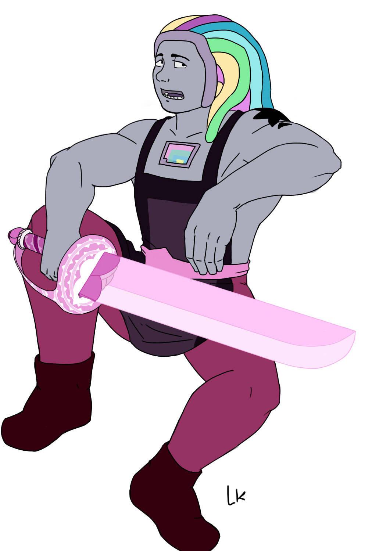 Bismuth - Steven Universe