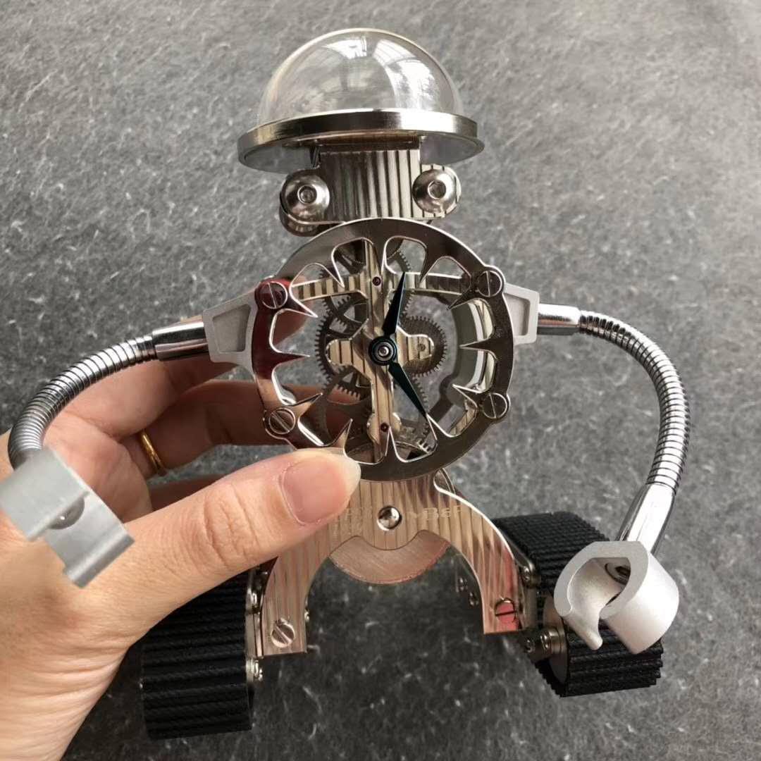 MB&F Sherman Happy Robot Hands