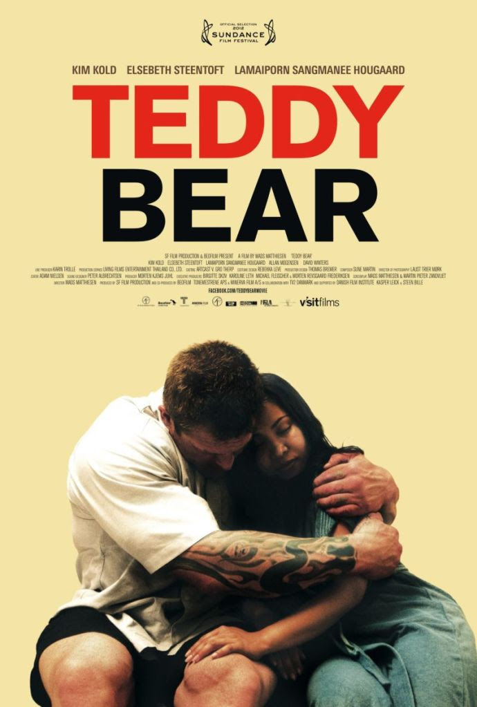 kinopoiskruteddybear187 Mads Matthiesen   Teddy Bear (2012)