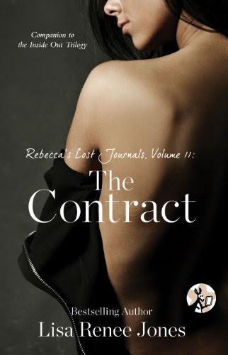 Rebecca's Lost Journals, Volume 2: The Contract by Lisa Renee Jones