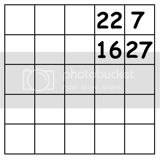 5 by 5 grid Puzzle 3