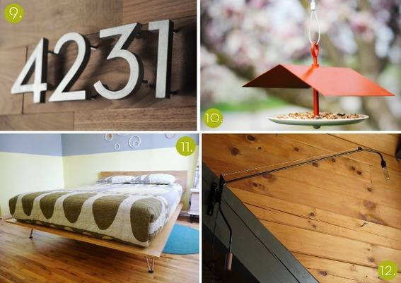 Roundup: 12 Mid-Century Modern DIY Projects » Curbly | DIY Design ...
