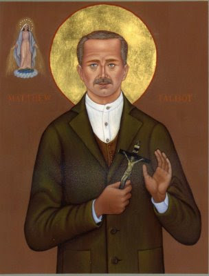 VEN. ST. MATT TALBOT, the Venerable