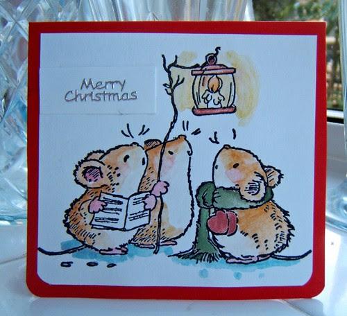 Caardvarks Christmas challenge