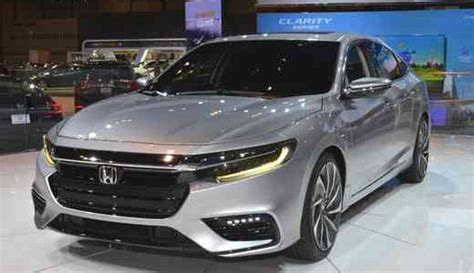 honda accord concept car  release