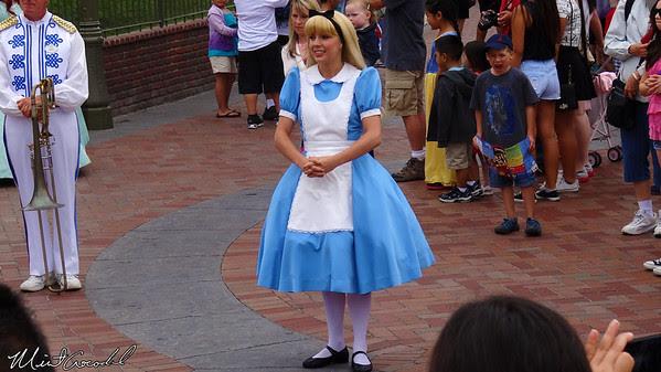 Disneyland Resort, Disneyland, Alice