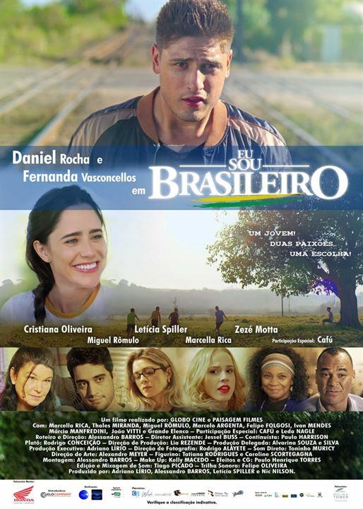 Eu Sou Brasileiro : Poster