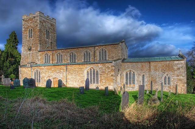 St Andrew's, Foxton, Leicestershire