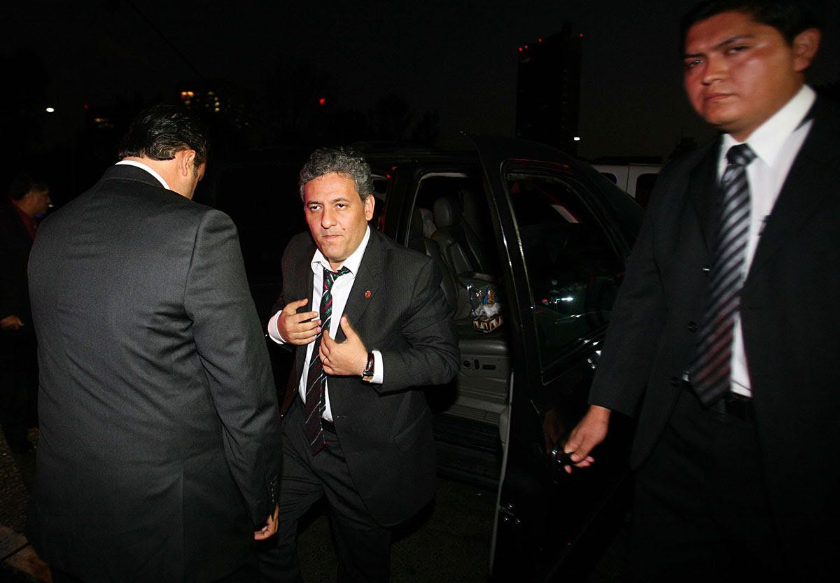 Juan Sabines Guerrero, exgobernador de Chiapas. Foto: Germán Canseco