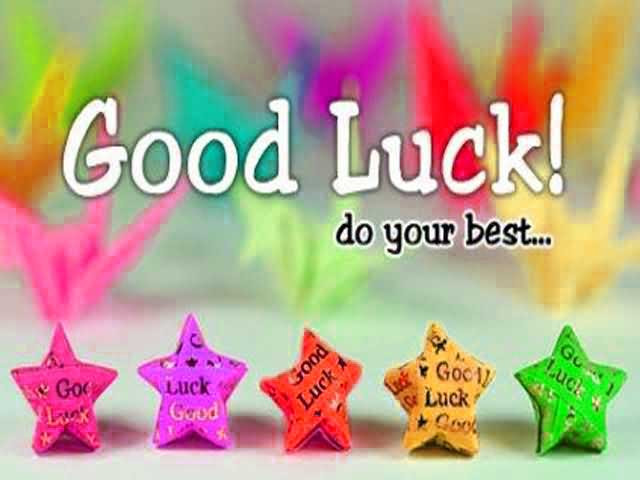 310 All The Best Good Luck Images Pictures Photos Wallpaper