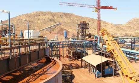MDG : Bisha Mine in Eritrea