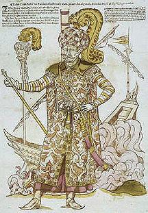 Müezzinzade Ali Paşa, Turkish commander at the Battle of Lepanto