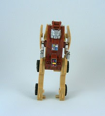 Transformers Outback - modo robot (G1)