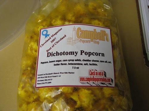 Dichotomy Popcorn