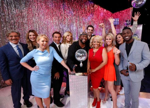 Dancing with the Stars - Season 22 Cast