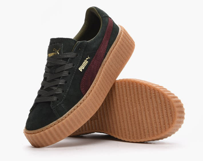47941d5c6c0 bellapesto  Rihanna Puma Shoes Sole Collector