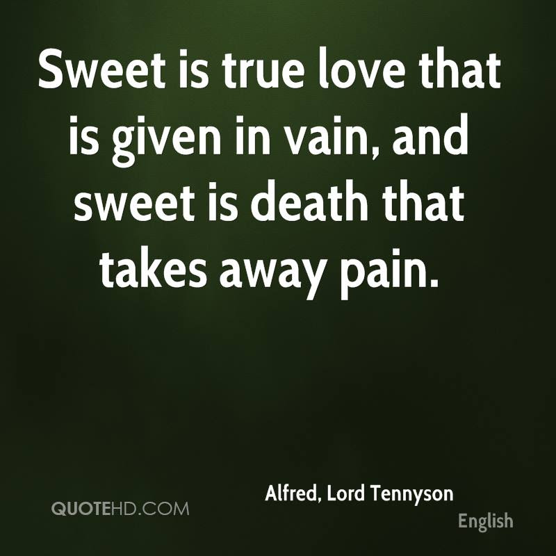 Alfred Lord Tennyson Quotes Quotehd