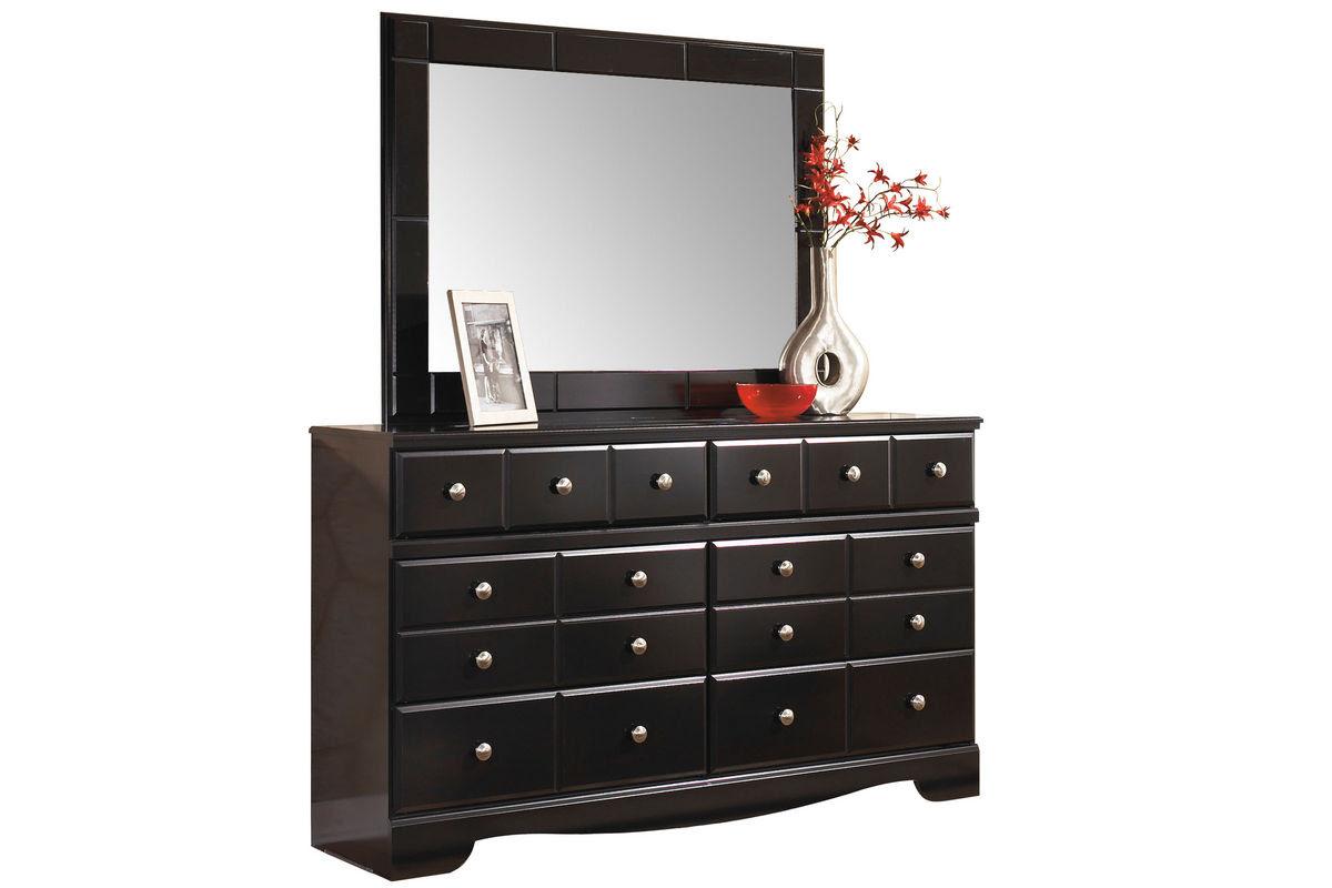 Shay Dresser + Mirror at Gardner-White