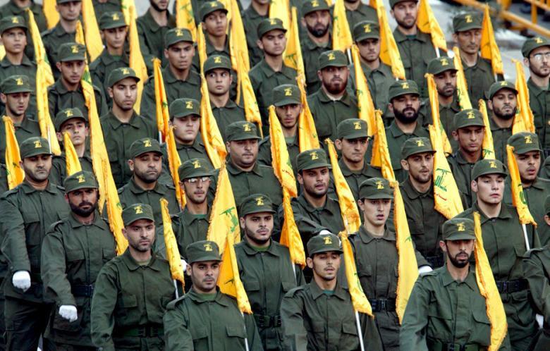 Combattenti di Hezbollah  (Foto: Haitham Moussawi)