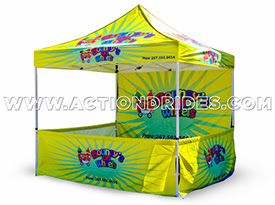 Actionridescom Carnival Booths Party Tents
