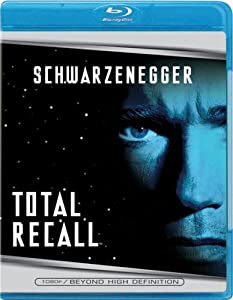 "Cover of ""Total Recall"""
