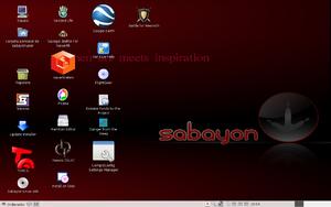 Sabayon Linux 3.4A