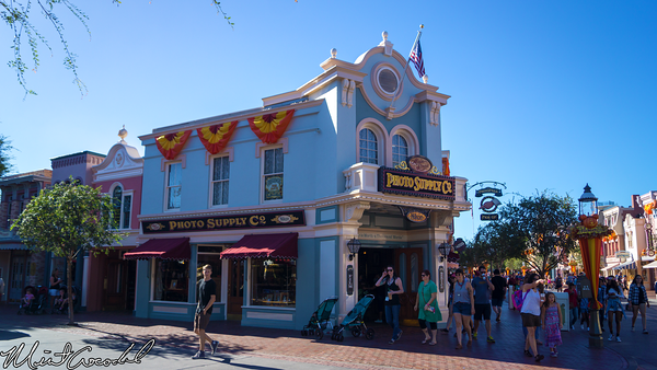 Disneyland Resort, Disneyland, Main Street U.S.A., Photo Supply Co.
