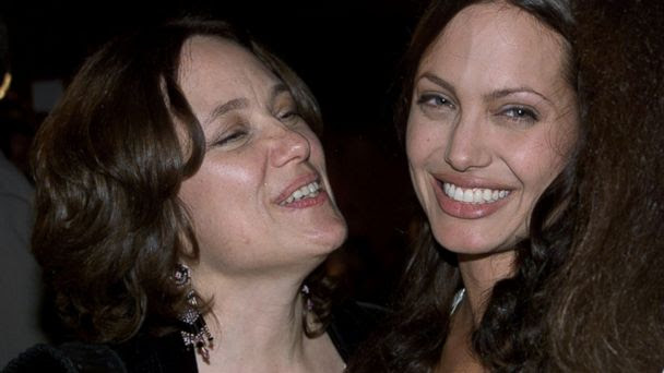 What Angelina Jolie Learned From Her Late Mother Abc News