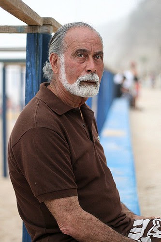 Ericeira - O Sr. Nicolau da Praia da Baleia