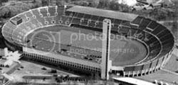 Estadio olímpico de Helsinki 1952