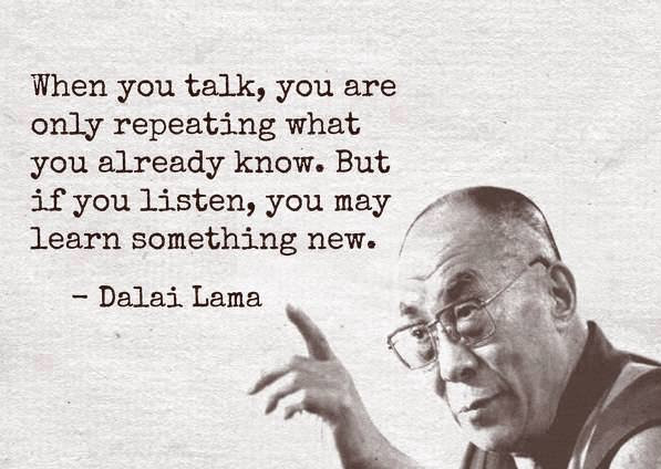 Quote Of The Day Dalai Lama The Teachers Digest